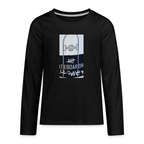 My new merchandise - Teenagers' Premium Longsleeve Shirt
