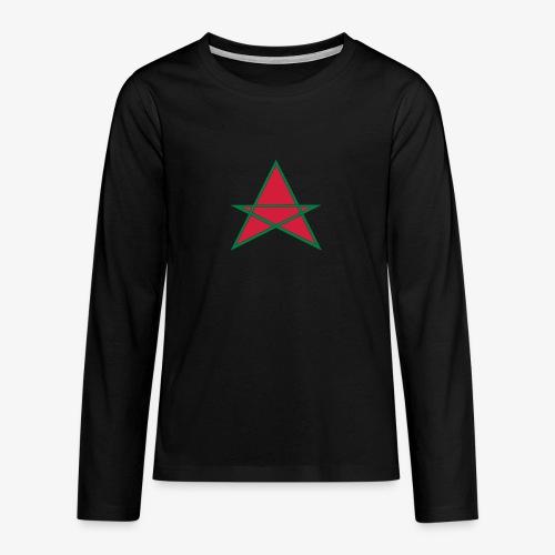 dessin 7 - T-shirt manches longues Premium Ado