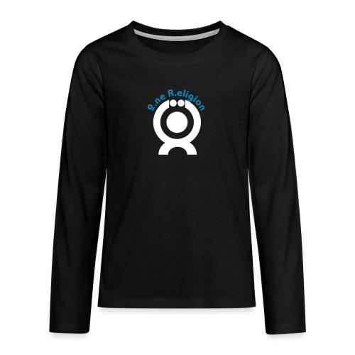 O.ne R.eligion Only - T-shirt manches longues Premium Ado