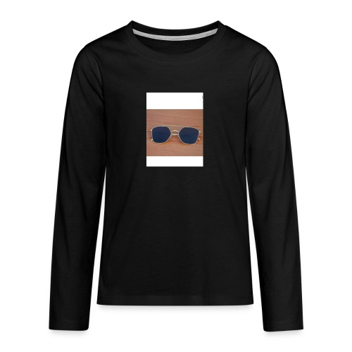 Feel - Teenagers' Premium Longsleeve Shirt
