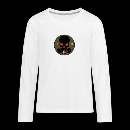 EDD - Teenager premium T-shirt med lange ærmer