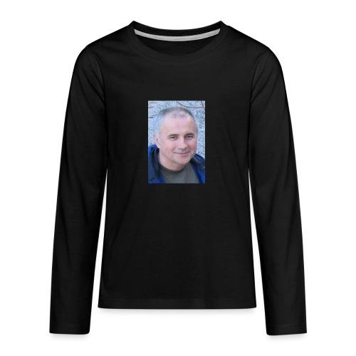 tibor csikos - Långärmad premium T-shirt tonåring