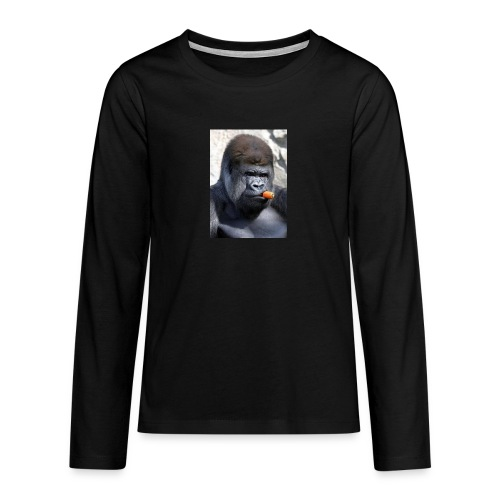 singe - T-shirt manches longues Premium Ado