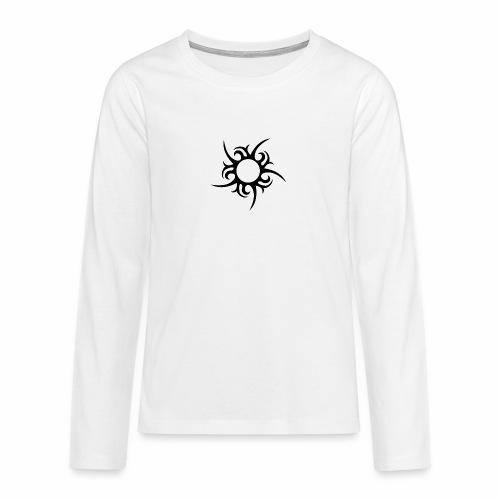 tribal sun - Teenagers' Premium Longsleeve Shirt