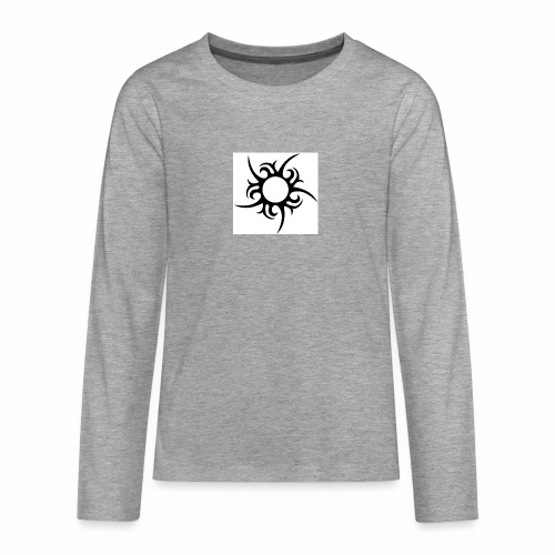 tribal sun - Teenagers' Premium Longsleeve Shirt