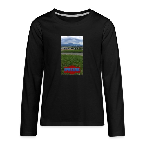 Formel 1 - Teenager Premium Langarmshirt