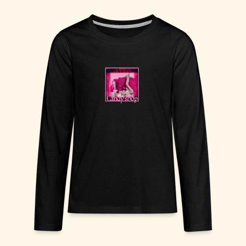 CANDY SHOP - T-shirt manches longues Premium Ado
