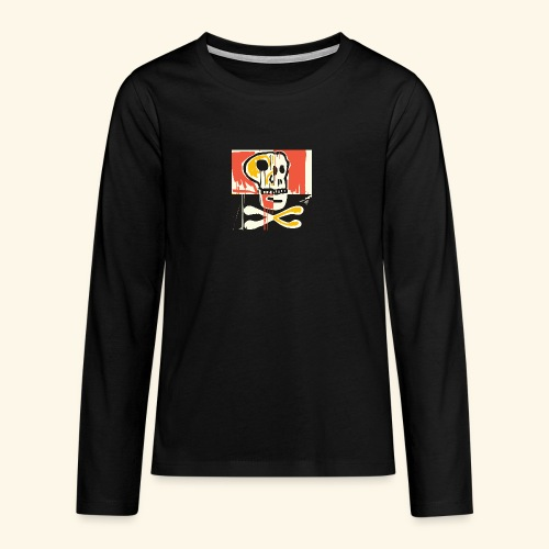 Memento - T-shirt manches longues Premium Ado