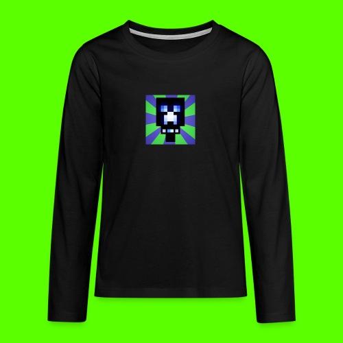 FriikOG - Premium langermet T-skjorte for tenåringer