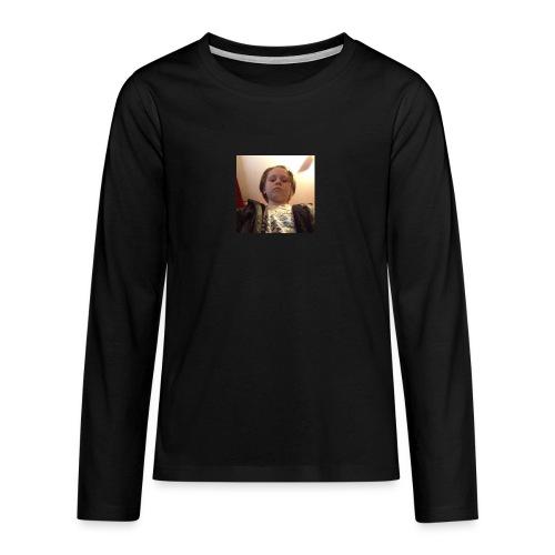 Hayden Junior - Teenagers' Premium Longsleeve Shirt