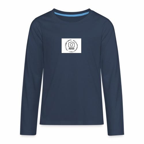 Michah - Teenagers' Premium Longsleeve Shirt
