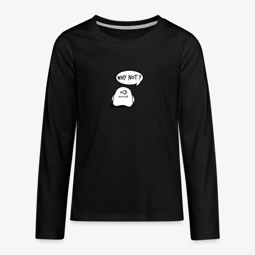 gosthy - Teenagers' Premium Longsleeve Shirt