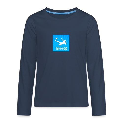 M44G clothing line - Teenagers' Premium Longsleeve Shirt