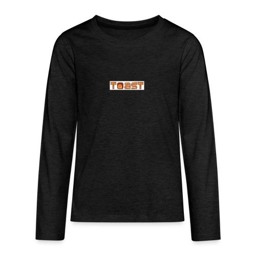 Toast Muismat - Teenager Premium shirt met lange mouwen