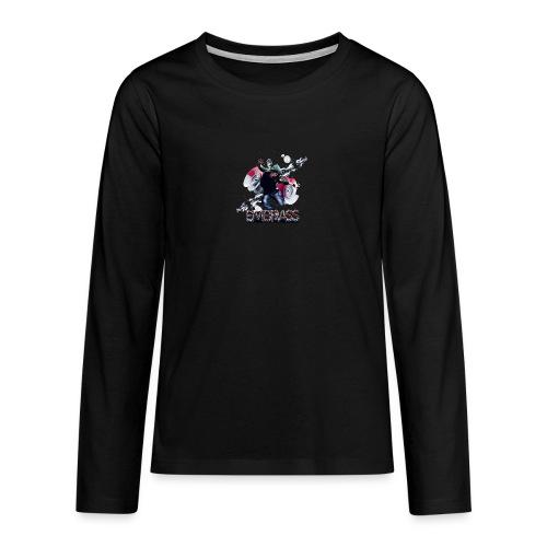 Pngtree music 1827563 - T-shirt manches longues Premium Ado