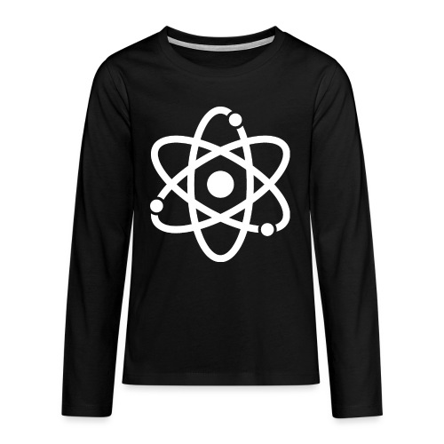 Atommodell - Teenager Premium Langarmshirt