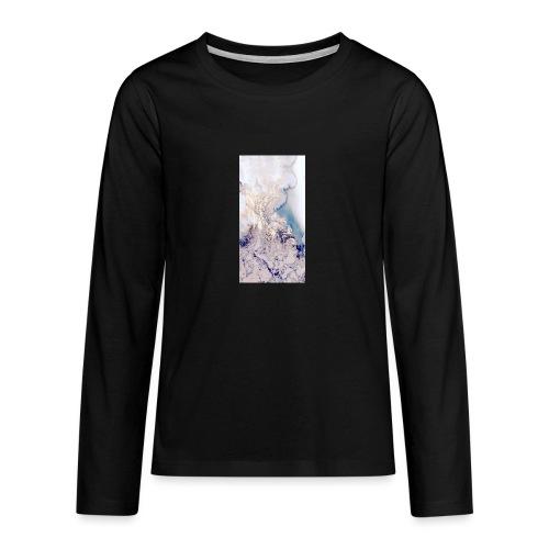 cbbe77bace48f38f4b76a3517b0a33aa - Maglietta Premium a manica lunga per teenager