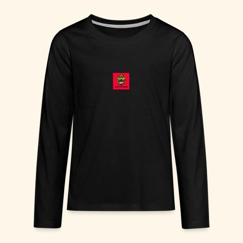 Mascot Design - Teenagers' Premium Longsleeve Shirt