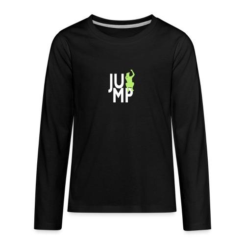 JUMP - Teenager Premium Langarmshirt