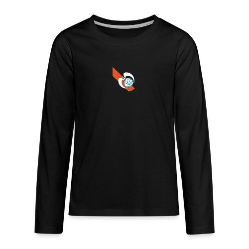 RC Strasbourg RETRO - T-shirt manches longues Premium Ado