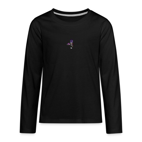 45b5281324ebd10790de6487288657bf 1 - Teenagers' Premium Longsleeve Shirt