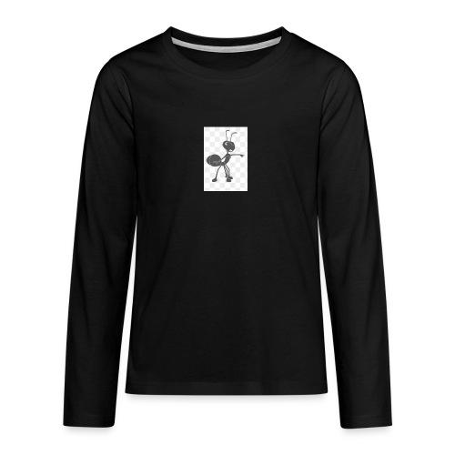 YouTube merche 2018 - Teenager Premium shirt met lange mouwen