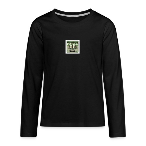 DGK - T-shirt manches longues Premium Ado