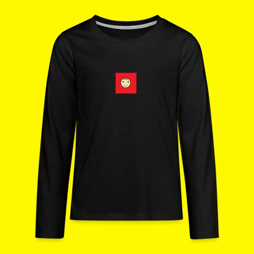 awesome leo shirt - Teenagers' Premium Longsleeve Shirt