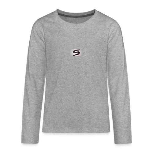 cools - Premium langermet T-skjorte for tenåringer