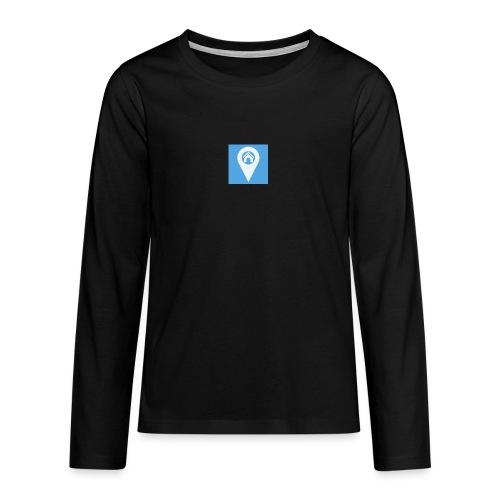 ms icon 310x310 - Teenager premium T-shirt med lange ærmer