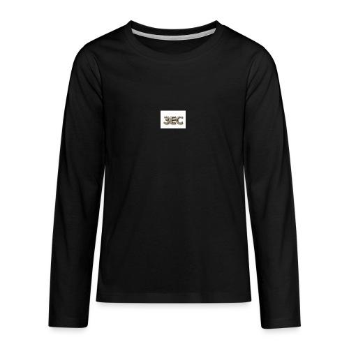 3EC - Teenager Premium Langarmshirt