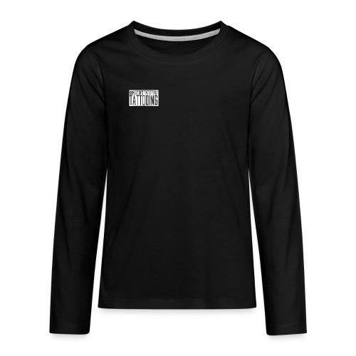 8E6B4560 AF7B 4826 A046 4 - Teenager Premium Langarmshirt