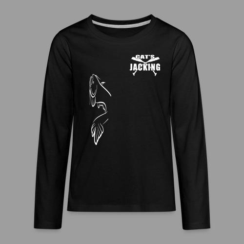 Cat's Jacking - T-shirt manches longues Premium Ado
