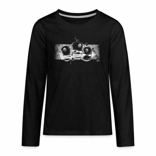 Dont ! Moe Friscoe ver02 - Teenager premium T-shirt med lange ærmer
