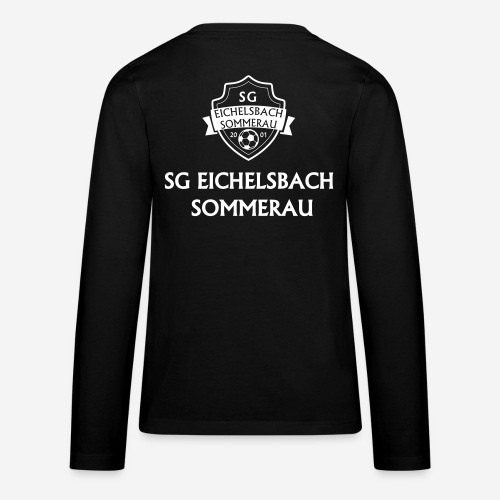sg_text gerade_1 - Teenager Premium Langarmshirt