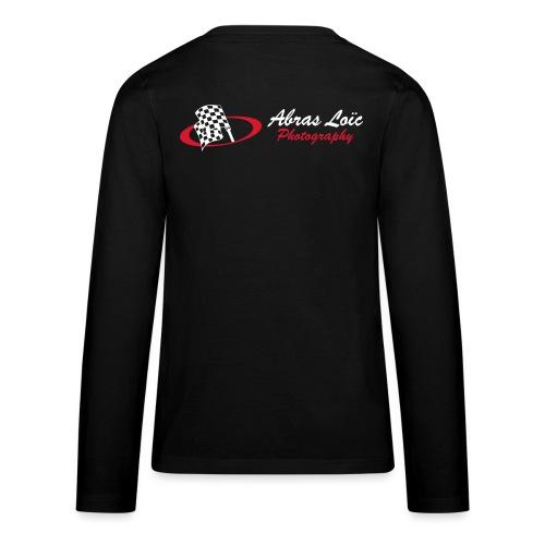 Abras Loïc Photography - T-shirt manches longues Premium Ado