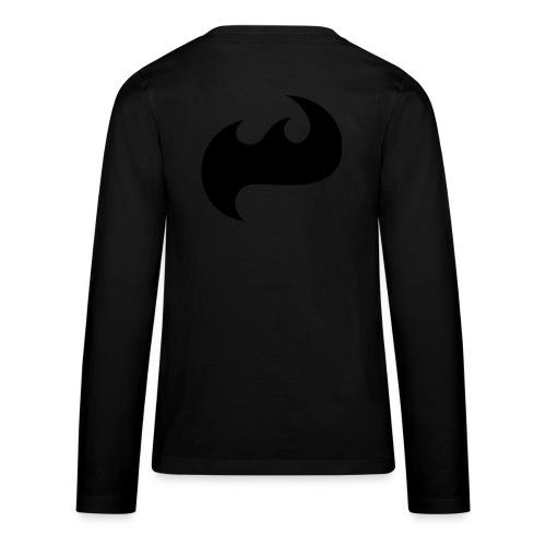 Highfish Logo - Teenager Premium Langarmshirt