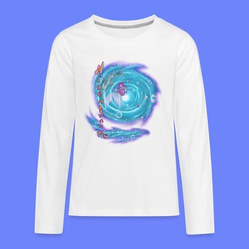 nixentraum - Teenager Premium Langarmshirt