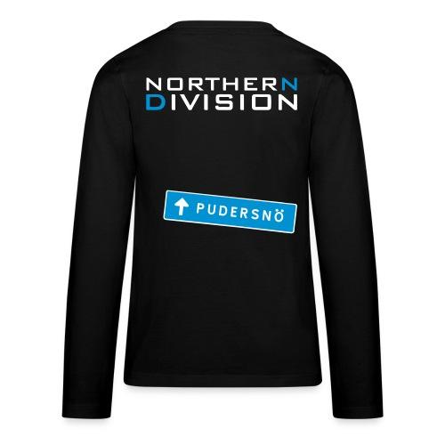 pudersn_2vari - Teinien premium pitkähihainen t-paita