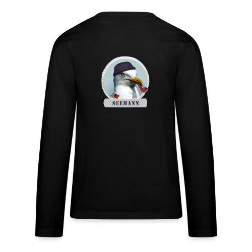 Seemann - Teenager Premium Langarmshirt