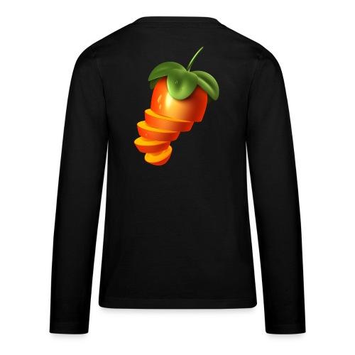 Sliced Sweaty Fruit - Teenagers' Premium Longsleeve Shirt