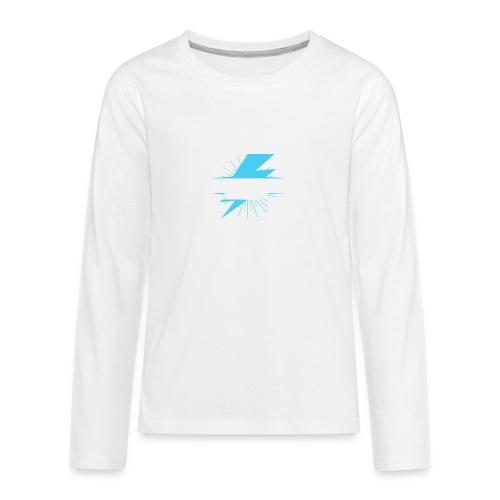 instantketoenergy - Teenager Premium Langarmshirt
