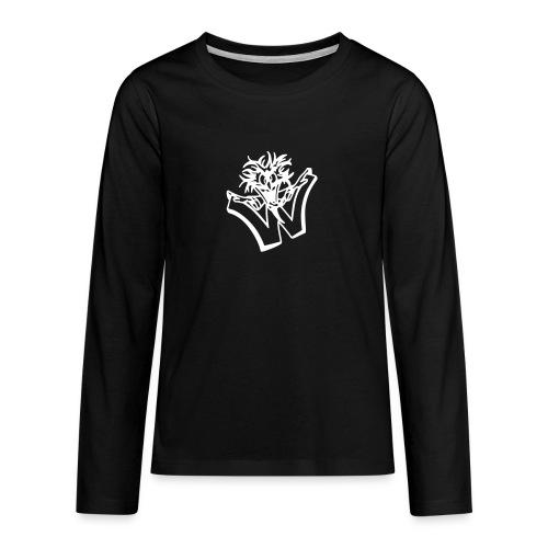 w wahnsinn - Teenager Premium shirt met lange mouwen