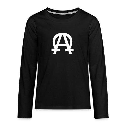 alpha-oméga - T-shirt manches longues Premium Ado