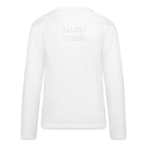 Walden Studio - T-shirt manches longues Premium Ado