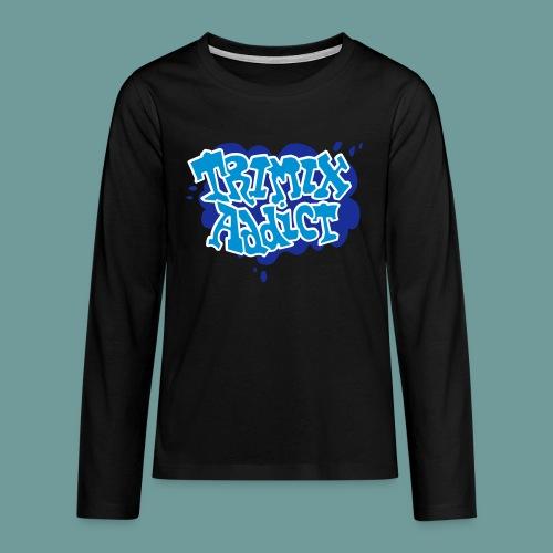 TRIMIX_small - T-shirt manches longues Premium Ado
