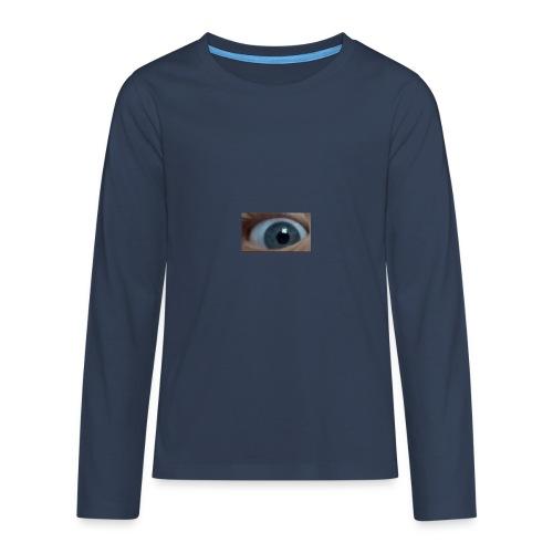 zigzag zebra productions t shirt - Teenagers' Premium Longsleeve Shirt