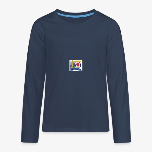 MFCSC Champions Artwork - Teenagers' Premium Longsleeve Shirt