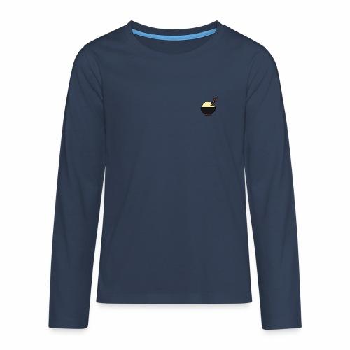 Fried Rice - Teenagers' Premium Longsleeve Shirt
