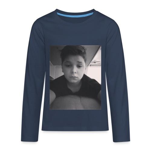 Sm merch - Teenager Premium Langarmshirt